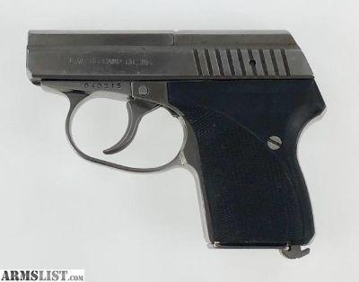 For Sale: Seecamp 32 Auto Pistol