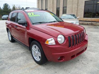 2007 Jeep Compass Sport (Red)