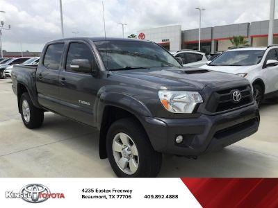 2013 Toyota Tacoma DOUBCAB