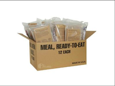 Survival Food Buying Survival Meals for Hunting, Fishing, Camping, Prepping MRE Mres