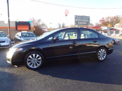 2010 Honda Civic EX-L (Black)