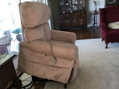 Pride motorized Lift Recliner