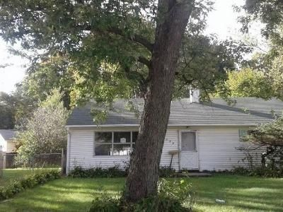 3 Bed 1 Bath Foreclosure Property in New Haven, IN 46774 - Melbourne Dr
