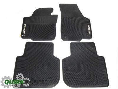 Find 2012-2016 VW Volkswagen Passat NAR Rubber Monster Floor Mats Set GENUINE OEM NEW motorcycle in Braintree, Massachusetts, United States, for US $88.88