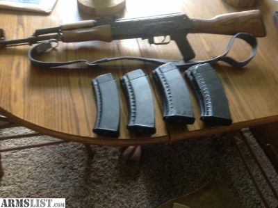 For Sale: romanian Wasp Ak-74