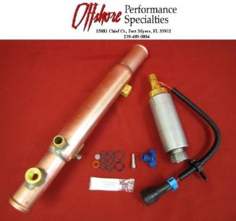 Buy OEM Mercury/MerCruiser Fuel Pump & Cooler Kit 861156A02 - NEW motorcycle in Fort Myers, Florida, United States, for US $369.00