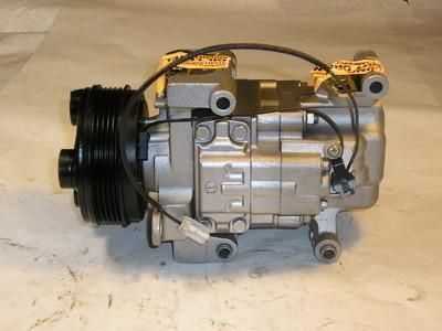 Purchase 2004-2005 Mazda 3 2.3L Reman AC Compressor motorcycle in Croswell, Michigan, US, for US $190.00