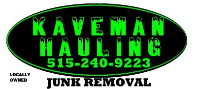 KAVEMAN HAULING - PROPERTY CLEAN OUTS - JUNK REMOVAL SERVICE