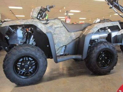 2018 Honda FourTrax Foreman Rubicon 4x4 Automatic DCT EPS Deluxe Utility ATVs Asheboro, NC