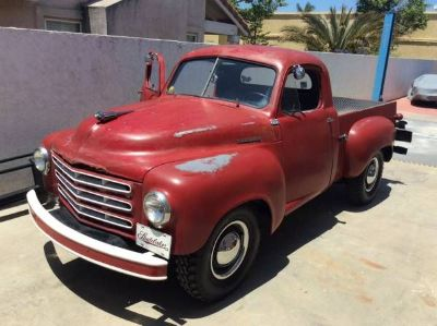 1952 Studebaker Pickup R6
