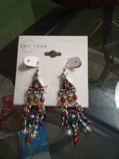 New ear rings