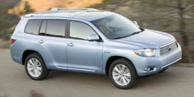 2008 Toyota Highlander Hybrid Base (Classic Silver Metallic)