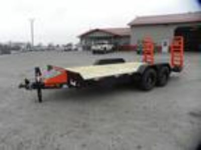 2019 Rice Trailers Magnum 82X18 EQUIPMENT TRAILER
