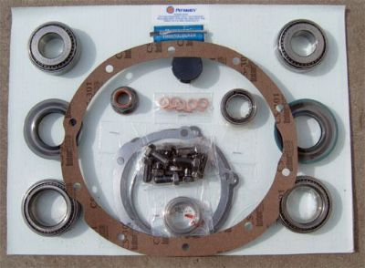 "Buy 9"" Ford Master Bearing Kit - TIMKEN USA - 9 Inch 3.25"" - Daytona & Solid Spacer motorcycle in Ames, Iowa, United States, for US $105.00"