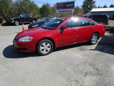2008 Chevrolet Impala LT (Precision Red)