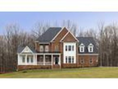 The Georgetown II by Williamsburg Homes LLC: Plan to be Built