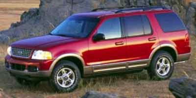 2002 Ford Explorer XLT (Black)
