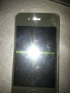 Iphone 4 8gb Black Fully Flashed To Cricket...$180...