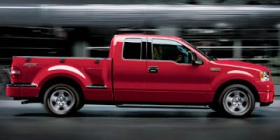 2006 Ford F-150 XL (Oxford White Clearcoat)