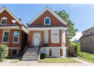 3 Bed 3 Bath Foreclosure Property in Chicago, IL 60609 - S Hermitage Ave