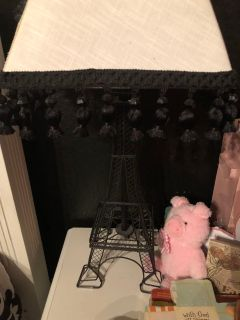 Eiffel Tower bed side lamp