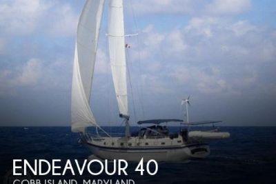 1983 Endeavour 40