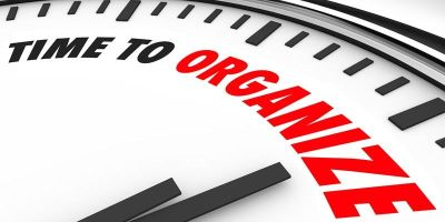 Is It Time To Get Organized??
