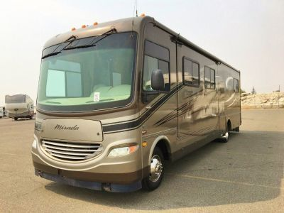 2009 Coachmen Mirada 355TS – Low miles & 3 Slides