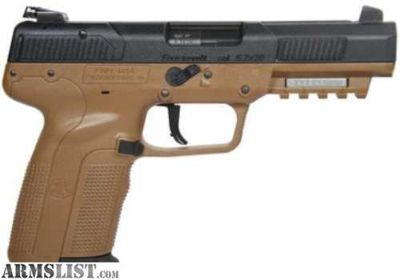 For Sale: FN FIVE-SEVEN 5.7 X 28MM in FDE