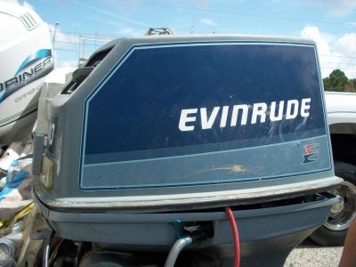Find 40HP EVINRUDE JOHNSON SHORT SHAFT BOAT MOTOR REMOTE CONTROL motorcycle in Gautier, Mississippi, US, for US $900.00