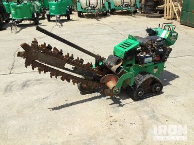 2014 Ditch Witch RT20 Walk Behind Trencher
