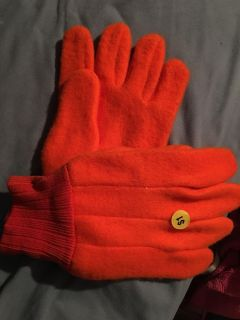 New hunting gloves
