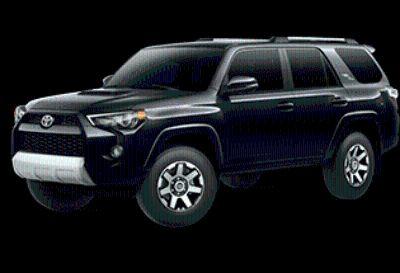 2018 Toyota 4Runner SR5 (Midnight Black Metallic)