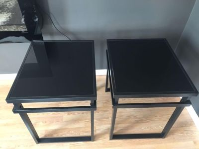 End tables - MOVING SALE
