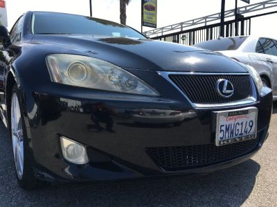 2006 LEXUS IS250 SPORT SEDAN! ONLY 67K MILES! CARFAX 1 OWNER! ONE BABIED CAR!