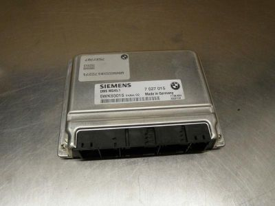 Find 2004 2005 BMW 525 SERIES Engine Computer OEM 0800048 motorcycle in Pittsburgh, Pennsylvania, US, for US $75.00