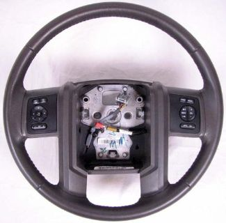 Purchase 2010-2014 Genuine Ford F250-F450 Super Duty Steering Wheel NEW w/Cruise & Radio motorcycle in Glendale, Arizona, US, for US $149.99
