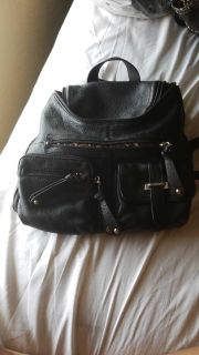 Wilsons Leather Backpack Purse