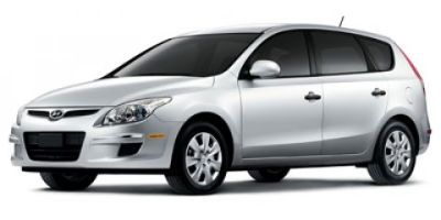 2012 Hyundai Elantra Touring GLS (Atlantic Blue)