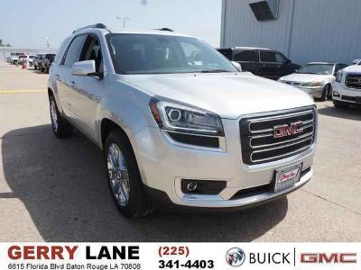 New 2017 GMC Acadia Limited FWD 4dr