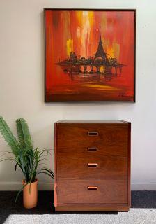 Mid Century Modern Small Dresser