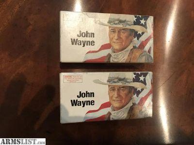 For Sale: John Wayne ammo, 32-40 Winchester