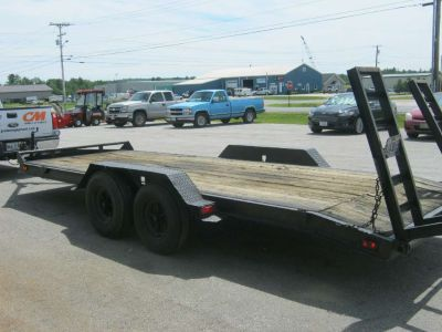 2002 HUDSON BROS. HSE18 TRAILERS - OTHER