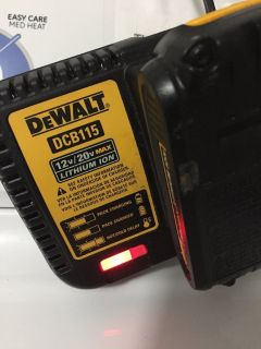 DeWalt Charger and Battery
