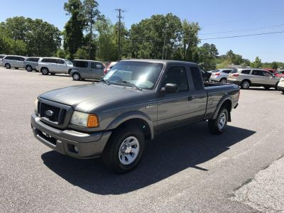 2005 Ford Ranger XLT (Grey)