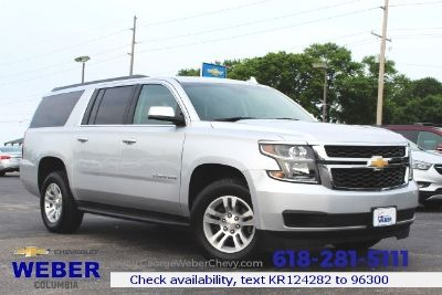 2019 Chevrolet Suburban LS 1500 (Silver Ice Metallic - Gray)