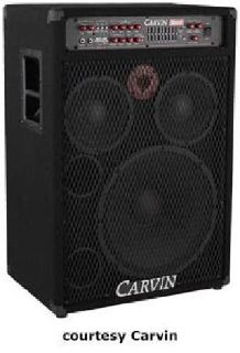 $550 OBO Carvin Bass Amp (R1015 Combo)