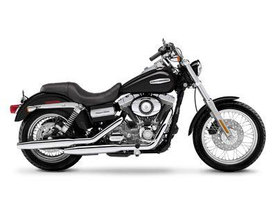 2007 Harley-Davidson Dyna Super Glide Custom Cruiser Motorcycles Monroe, MI