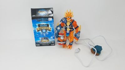 Lightseekers Collectible Card Game and Video Action Figure