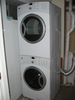 Kenmore washer and Frigidaire Dryer